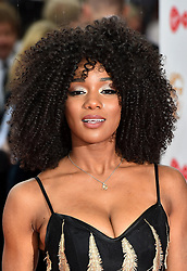 Rachel Adedeji arriving for the Virgin TV British Academy Television Awards 2017 held at Festival Hall at Southbank Centre, London.