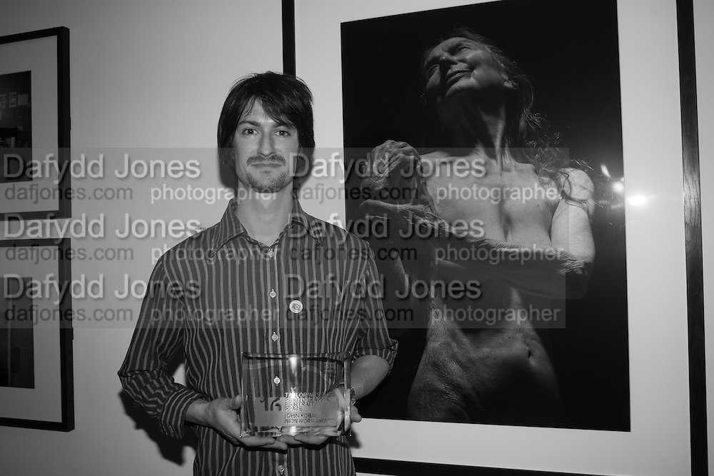 JOSH REDMAN; Private view of the Taylor Wessing Portrait prize, National Portrait Gallery, London.  15 November 2016