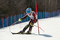 Francis Piche Invitational J5 Slalom 2nd run March 18, 2012.