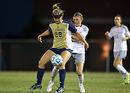 October 1, 2015: The St. Edward's University Hilltoppers play the Oklahoma Christian University Eagles on the campus of Oklahoma Christian University
