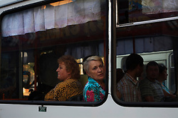 Many people in Balti use public transportation, which is one of the places where it is possible to get infected with TB by someone who already has it.