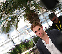 Actor Robert Pattinson at Cosmopolis photocall at the 65th Cannes Film Festival France. Cosmopolis is directed by David Cronenberg and based on the book by writer Don Dellilo.  Friday 25th May 2012 in Cannes Film Festival, France.
