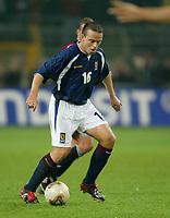 Fotball<br /> EM-kvalifisering<br /> 10.09.2003<br /> Tyskland v Skottland<br /> NORWAY ONLY<br /> Foto: Digitalsport<br /> <br /> Gavin RAE