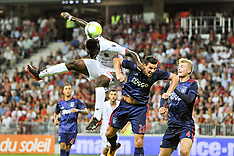 OGC Nice vs Ajax - 26 July 2017