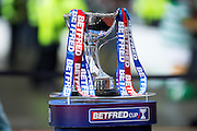The Betfred Cup before the Scottish Cup final match between Aberdeen and Celtic at Hampden Park, Glasgow, United Kingdom on 27 November 2016. Photo by Craig Doyle.