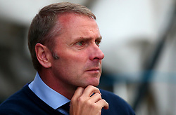 England U19 Manager Paul Simpson - Mandatory by-line: Robbie Stephenson/JMP - 05/09/2017 - FOOTBALL - One Call Stadium - Mansfield, United Kingdom - England U19 v Germany U19 - International Friendly