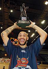 Wellington-Basketball, NBL final, Saints v Pirates