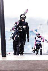 22.02.2019, Bergiselschanze, Innsbruck, AUT, FIS Weltmeisterschaften Ski Nordisch, Seefeld 2019, Skisprung, Herren, im Bild Piotr Zyla (POL) // Piotr Zyla of Poland during the men's Skijumping of FIS Nordic Ski World Championships 2019. Bergiselschanze in Innsbruck, Austria on 2019/02/22. EXPA Pictures © 2019, PhotoCredit: EXPA/ JFK