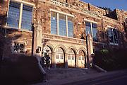 Lehigh University- Eugene Gifford Grace Hall,athletic building,Bethlehem,PA. 07011980