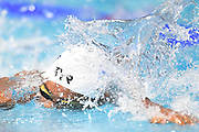 Jonathan Atsu (FRA) competes on Men's 200 m Freestyle during the Swimming European Championships Glasgow 2018, at Tollcross International Swimming Centre, in Glasgow, Great Britain, Day 5, on August 6, 2018 - Photo Stephane Kempinaire / KMSP / ProSportsImages / DPPI