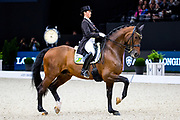 Belinda Weinbauer - Sohnlein Briljant MJ<br /> FEI Longines FEI World Cup Paris 2018<br /> &copy; DigiShots