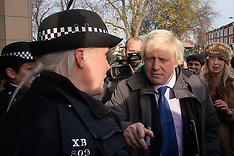 2014-12-09 Boris Johnson in Ealing Walkabout with Met Police Commissioner
