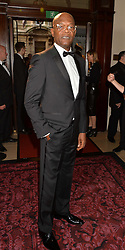 SAMUEL L JACKSON at the GQ Men Of The Year 2014 Awards in association with Hugo Boss held at The Royal Opera House, London on 2nd September 2014.