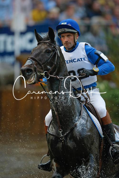 Van Springel Joris (BEL) - Bold Action<br /> Military Boekelo CCI *2008<br /> Photo © Hippo Foto