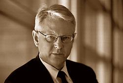Prof. Thomas B. Johansson, Director of the Energy and Atmosphere Program, for the United Nations Develpoment Program, (UNDP). (Photo © Jock Fistick)