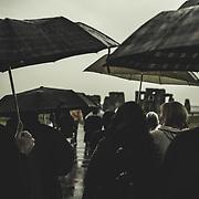 A rainy day at Stonhenge