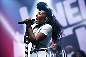 JANELLE MONAE @ MADISON SQUARE GARDEN 2015