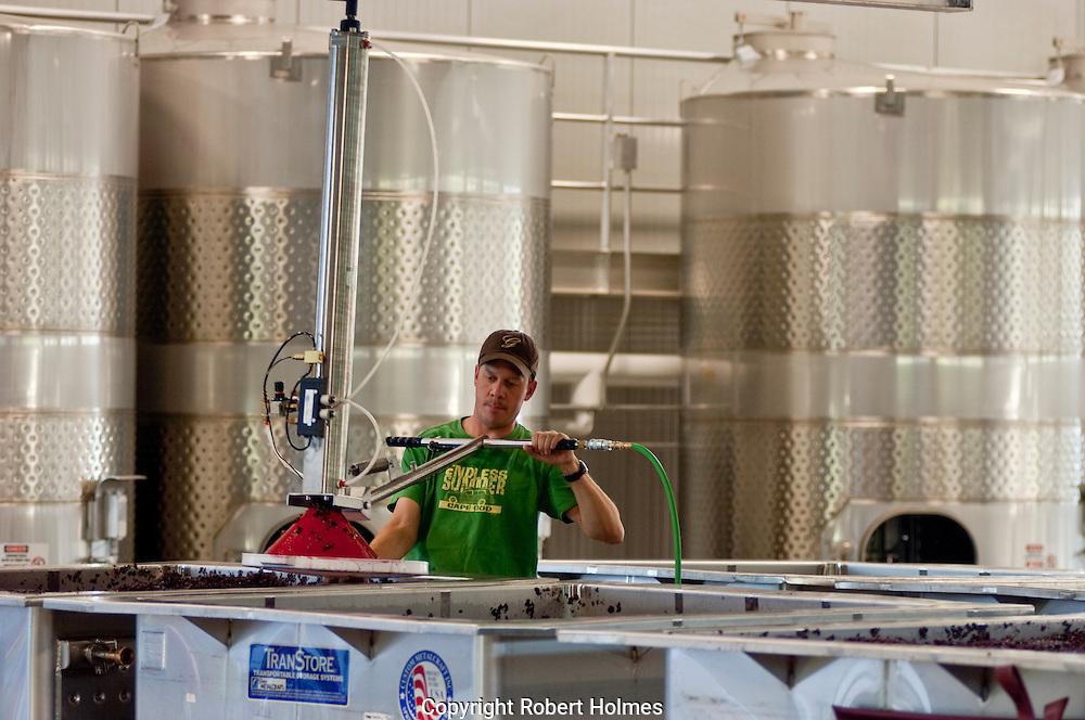 Goldeneye Winery, Philo, Mendocino County