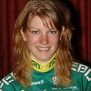 NLD/Alphen aan de Rijn/20060308 - Presentatie nieuwe wielerploeg Leontien van Moorsel, AA Drink Cycling team, Marlijn Binnendijk