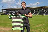 Forest Green Rovers Signing 150617