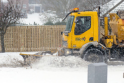 The Beast From the East, Dunfermline, 01/03/2018<br />