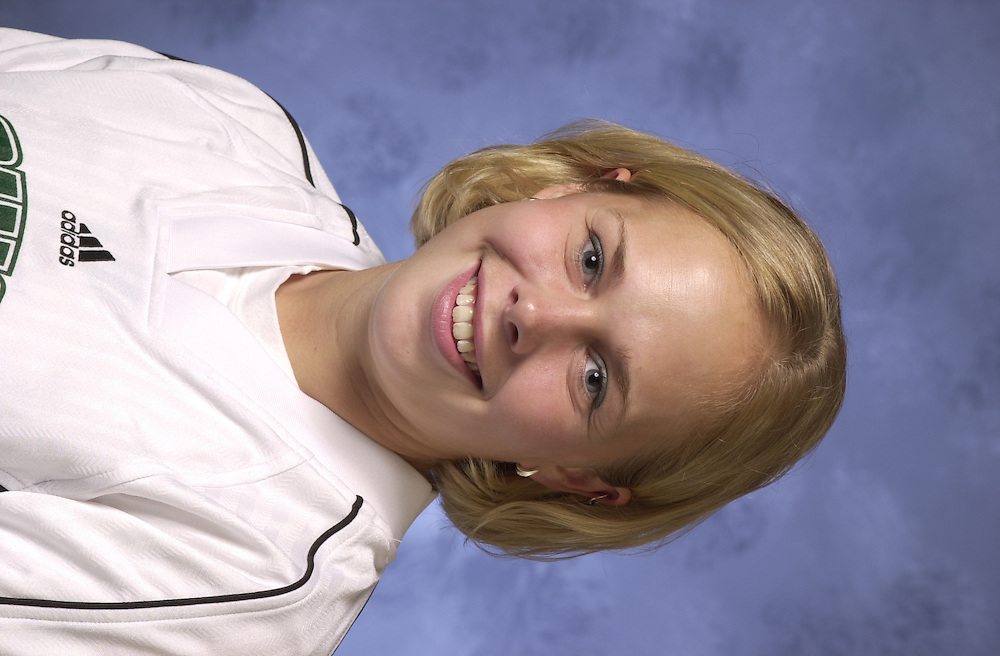 Athletic teams for 2001-2002 year head shots