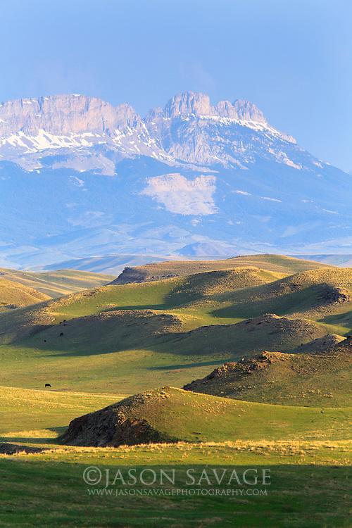 Rocky Mountain Front, Montana.