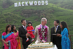 60723708 <br /> Britain's Prince Charles visits the Mackwoods Labookellie Tea Estate in Kandy, Sri Lanka, Nov. 16, 2013. The Royal couple is taking a visit to Sri Lanka to attend the 2013 Commonwealth Heads of Government Meeting, Saturday, 16th November 2013. Picture by  imago / i-Images<br /> UK ONLY