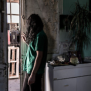 "Elena is 33 years old. ""My former boss raped me for two years. I lived in a shack far away from Vittoria town centre. I was abused in the night. He showed me a gun. If I refused to have sex with him, he wouldn't give me drinking water for my children and they would have to drink water containing herbicide"". Elena had no car and her abuser took her two children to school every morning; he was an over 60 years old married man with two sons. ""One day, helped by a friend, I quit. I reported the rapes and the abuse to the authorities and I was taken to a special place where I couldn't work. After four months, I decided to go back to Vittoria and find a new job. No action was taken against the former boss and he is still free. Now I have a new job and I'm not afraid of him anymore. My friends say that I was brave to do what I did""."