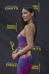September 15, 2019, Los Angeles, California, United States of America: Olivia Munn at the red carpet of the 2019 Creative Arts Emmy Awards on Sunday September 15, 2019 at the Microsoft Theater in Los Angeles, California. JAVIER ROJAS/PI (Credit Image: © Prensa Internacional via ZUMA Wire)