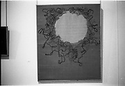 07/01/1969.01/07/1969.07 January 1969.Contemporary Hangings Exhibition at the Municiapal Art Gallery, Dublin.  Sun 11 by Rosalind Floyd.
