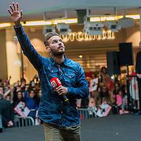 Matt Pokora Performs In Lyon