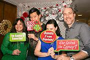 Jill, Chris Chock, Kari Miller, Vinny