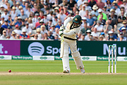 Usman Khawaja of Australia batting during the International Test Match 2019 match between England and Australia at Edgbaston, Birmingham, United Kingdom on 3 August 2019.