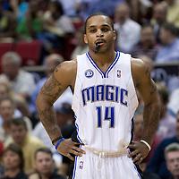 BASKETBALL - NBA - ORLANDO (USA) - 10/11/2008 -  .ORLANDO MAGIC V PORTLAND TRAIL BLAZERS (99-106) - JAMEER NELSON / ORLANDO MAGIC