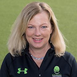Carol Hart - Mandatory by-line: Robbie Stephenson/JMP - 17/10/2017 - RUGBY - Sixways Stadium - Worcester, England - Worcester Warriors Staff Headshots