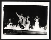 Burning Boat, Downing college, Cambridge 1984