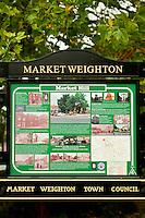 Market Weighton, East Yorkshire