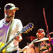 Lucero performing at 930 Club in Washington, DC on March 14, 2015.
