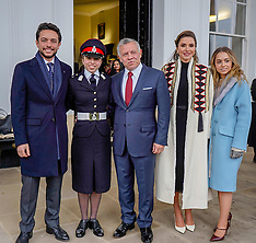 Princess Salma of Jordan Graduates from Military Academy - 24 Nov 2018