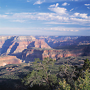 View S.W. from Crazy Jug Pt. toward Tapeats Terrace & Great Thumb Mesa, Grand Canyon National Park, Arizona..Media Usage:.Subject photograph(s) are copyrighted Edward McCain. All rights are reserved except those specifically granted by McCain Photography in writing...McCain Photography.211 S 4th Avenue.Tucson, AZ 85701-2103.(520) 623-1998.mobile: (520) 990-0999.fax: (520) 623-1190.http://www.mccainphoto.com.edward@mccainphoto.com.