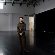 February 27, 2016 - New Yor, NY : Lila York, the dancer and choreographer, poses for a portrait in a studio at the Paul Taylor Dance Company on Grand Street, in Manhattan, on Monday afternoon, February 27. CREDIT: Karsten Moran for The New York Times