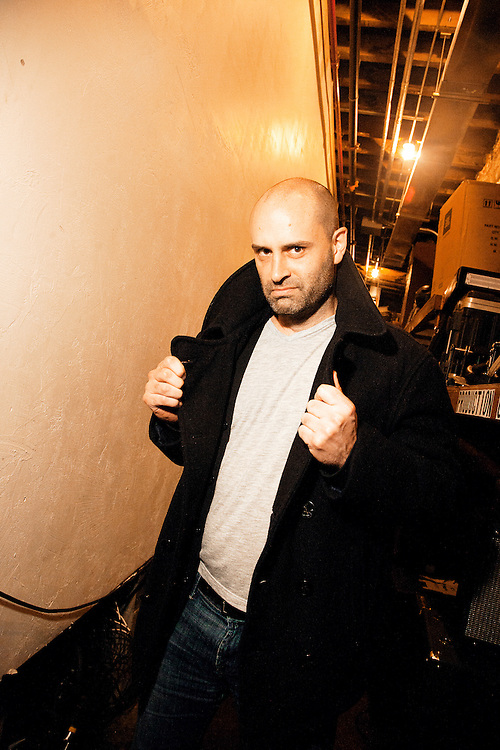 Ted Alexandro - Todd Barry - 25th Anniversary In Comedy Show - The Bell House, Brooklyn - December 19, 2012