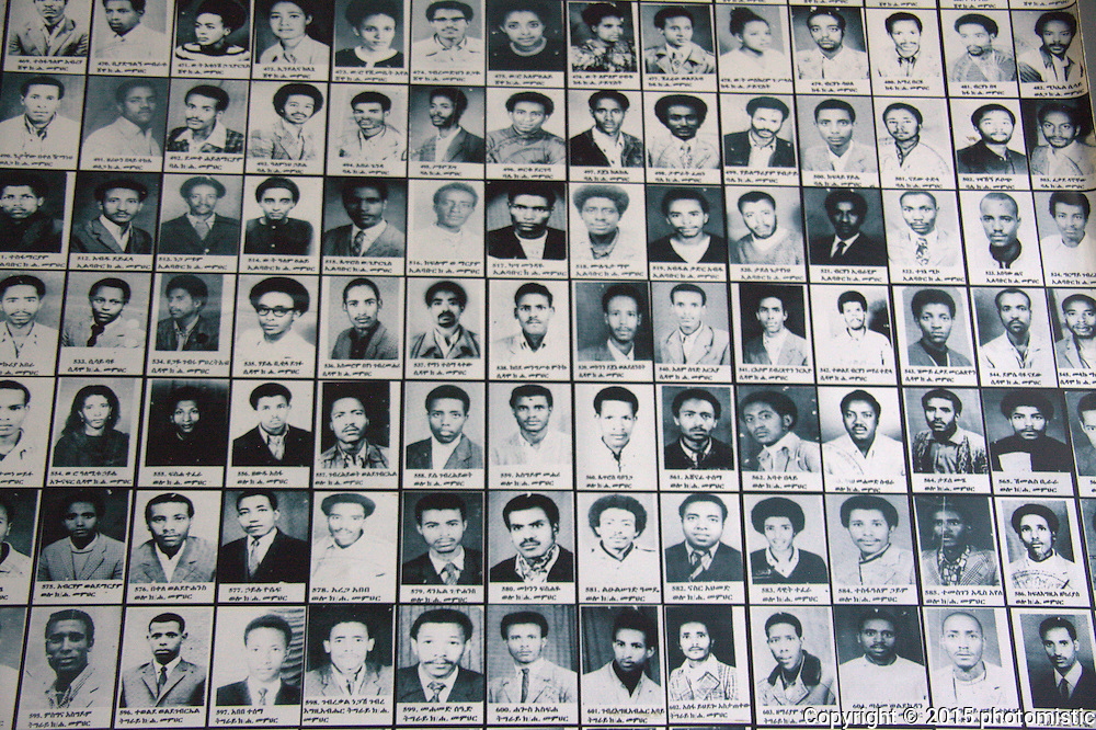 The 'Red Terror' Martyrs' Memorial Museum, Addis Ababa