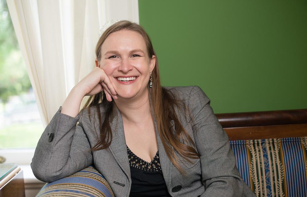 Andrea Venn, English Department, Graduate Student