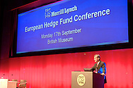 Merrill Lynch, European Hedge Fund Conference