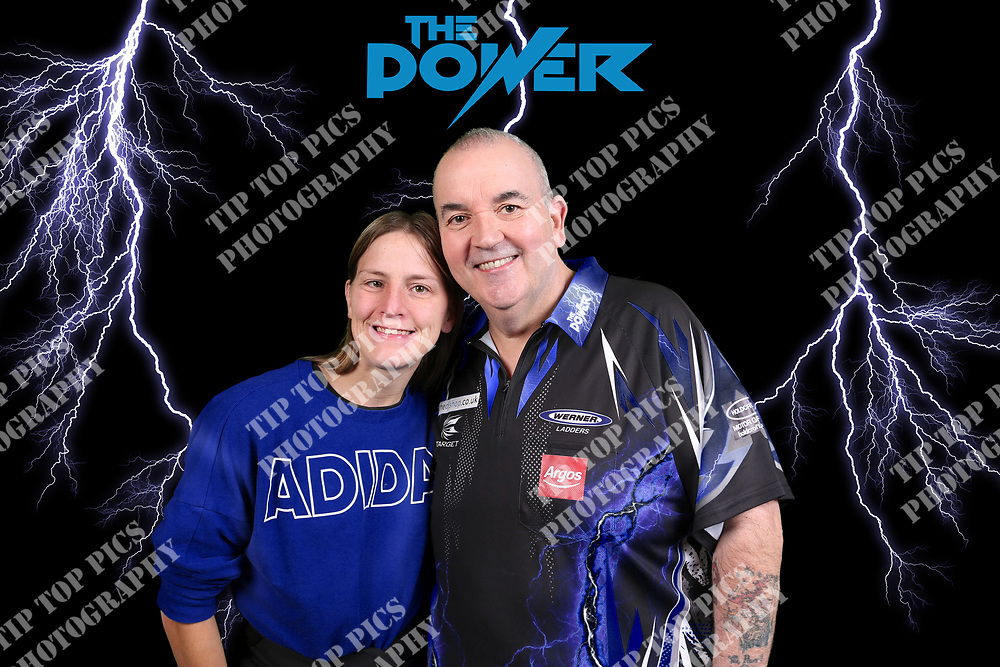 PHIL TAYLOR IN GERMANY