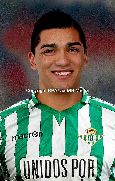 Lorenzo Reyes ( Real Betis )