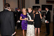 PRINCESS MARIE-CHANTAL OF GREECE; MRS. WAFIC SAID, Royal Academy of Arts Annual dinner. Royal Academy. Piccadilly. London. 1 June <br /> <br />  , -DO NOT ARCHIVE-© Copyright Photograph by Dafydd Jones. 248 Clapham Rd. London SW9 0PZ. Tel 0207 820 0771. www.dafjones.com.