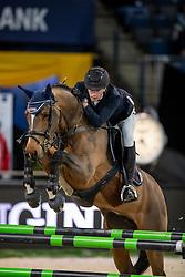 Nieberg Gerrit, GER, Baccord<br /> Stuttgart - German Masters 2018<br /> © Hippo Foto - Stefan Lafrentz